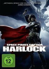 SPACE PIRATE CAPTAIN HARLOCK  DVD NEU