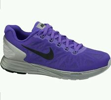 **New** Nike Lunarglide 6 Flash Running Shoes Purple, Size 8.5 683652-500
