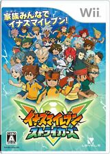 NEW Inazuma Eleven Strikers [Japan Import] Level 5 Nintendo Wii