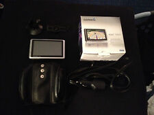 Garmin nuvi 1350T with traveling case, car charger, and window mount