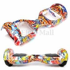Graffiti Shell Cover Case For 6.5'' Self Balancing Electric Scooter Hoverboard