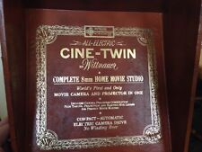 WITTNAUER CINE- TWIN Movie Projector and Camera Combination