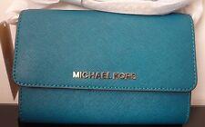 Michael Kors Jet Set Crossbody/Clutch/Wallet 3-1~Versatile, Sleek and Stylish!!