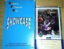 92-93 EXTREMELY RARE ROOKIE AUTO ! SHAQUILLE CLASSIC DRAFT PICK SHAQ O'NEAL