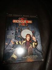 Rescue Me - The Complete Second Season DVD, Denis Leary, John Scurti, Mike Lomba