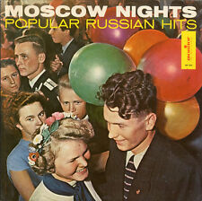 Moscow Nights: Popular Russian Hits (Lp Edition) (2009, CD NEUF) CD-R