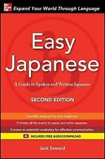 Easy Japanese by James Seward (2010, Paperback)