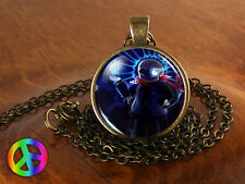 Undertale Sans Game Gaming Handmade Fashion Necklace Pendant Charm Jewelry Gift