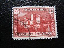 MONACO - timbre yvert et tellier n° 64 obl (A26) stamp (H)