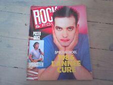 ROCK & FOLK N° 237 / JANVIER 1987 / très bon état
