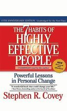 7 Seven Habits of Highly Effective People Stephen R. Covey Self Help Audiobook