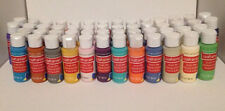 Craft Smart Acrylic Paint Lot of 52 2 fl. oz Set 26 Colors  Art Supplies