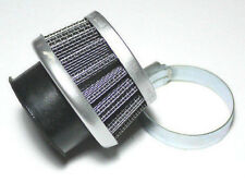 32mm Motorcycle Air Filter Honda Kawasaki Suzuki Yamaha Dirt Bike Scooter Moped