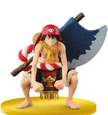 One Piece - SCultures Film Gold Champion  Figur - Ruffy   original & lizensiert