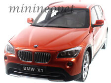 KYOSHO 08791VP BMW X1 xDRIVE 2.8i E84 1/18 DIECAST MODEL CAR VALENCIA ORANGE