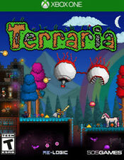 TERRARIA  (XBOX ONE, 2014)  (8317)  SHIPS NEXT BUSINESS DAY   FREE SHIPPING USA