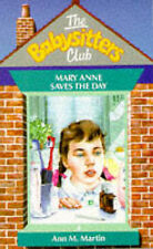 Mary Anne Saves the Day (Babysitters Club), Ann M. Martin