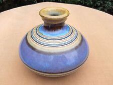 Vintage Denby Cascade Vase -  Hand Painted