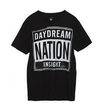 Insight Microsleep Tee (M) Dirty Boot Black 311500-7832-M