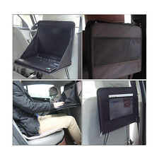 Car Travel Laptop Holder Tray Bag Work Desk Food Table Mounts Back Seat Stand