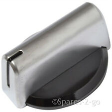 BAUMATIC Genuine Oven Cooker Knob Grill Hob Switch Dial Silver Black
