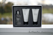 NEW IN BOX Fierce By Abercrombie & Fitch Womens Perfume Gift Set Spray Body Wash