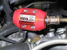 SALE UNIVERSAL Top Fuel Zero1000 Power Neo Fuel Line hose Clipper RED