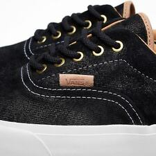 Vans Era 59 CA (Denim Suede) Black, Men's 7, Women's 8.5
