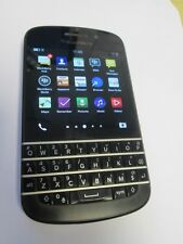 BlackBerry Q10 - 16GB - Black (EE) Smartphone  -   Used       (9356)