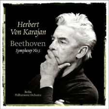 Herbert Von Karajan BEETHOVEN SYMPHONY NO. 5 180g NEW SEALED Vinyl Passion LP