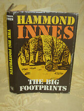 Vintage Collectable Book Of The Big Footprints, By Hammond Innes - 1977