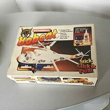 VINTAGE#HUMBROL -BOBCAT  MODEL KIT MONTAGGIO HELICOPTER #NIB