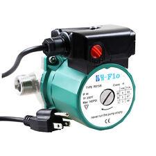 "New 3/4"" NPT 110V/120VAC Hot Water Circulation Pump Stainless  Circulator Pump"