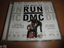 RUN-DMC best of hits CD King of Rock HOLLIS CREW krush groove 2 MY ADIDAS tricky