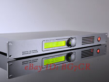 DSP & DDS DDone-1 Digital FM stereo broadcast exciter  87.5-108MHz NEW Latest