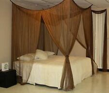 Freedom Bed Canopy  Color Coco Brown