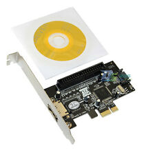 Internal Dual SATA II IDE Port PCI-E PCI Express Card Chipset Controller Combo