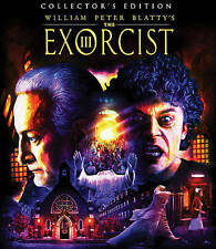 The Exorcist 3 (Blu-ray, 2-Disc Set, Collector's Edition) horror halloween USED