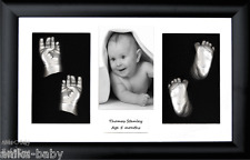New Baby Boy Girl 3D Plaster Casting Kit Newborn Christening Gift Twins Casts