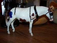 Breyer Horse Glossy Pinto Old Timer Gus Vintage Collectors Club