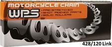 WPS 428 x 120 Non O-Ring Chain Link Motorcycle Chain #69-2120