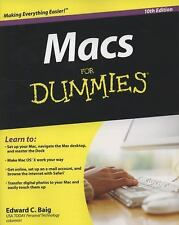 Macs For Dummies by Baig, Edward C., Good Book