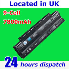 9 cell Battery For Dell 11.1V Inspiron N5010 N5030 N7010 04YRJH 06P6PN 07XFJJ uk