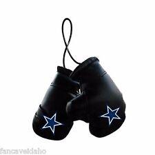"""NFL Dallas Cowboys 4"""" Mini Boxing Gloves Rearview Mirror Auto Ornament"""