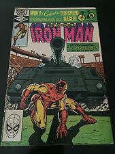 Marvel The Invincible Ironman #155