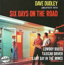 """DAVE DUDLEY, CD """"SIX DAYS ON THE ROAD"""" NEW SEALED"""