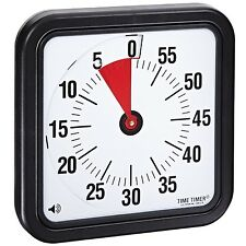 12 Inch Time Timer Visual &/Or Audio Countdown ADHD Autism ASD Time Management