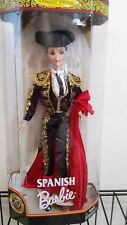 Spanish Barbie Dolls Of The World 20th Anniversary 1999 NEW NRFB