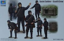 TRUMPETER® 00434 Soviet Soldier Crew for Scud B Figuren in 1:35