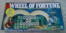 Vintage 1985 Wheel of Fortune Board Game Merv Griffin Enterprises Pressman